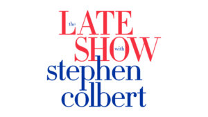 late show with stephen colbert-logo