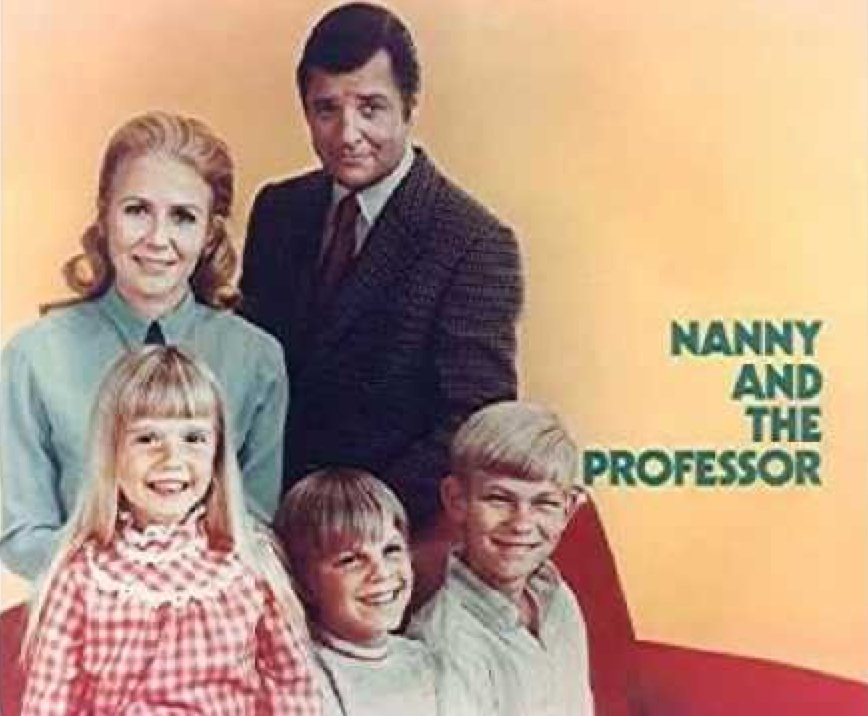 nanny and the professor-kim richards