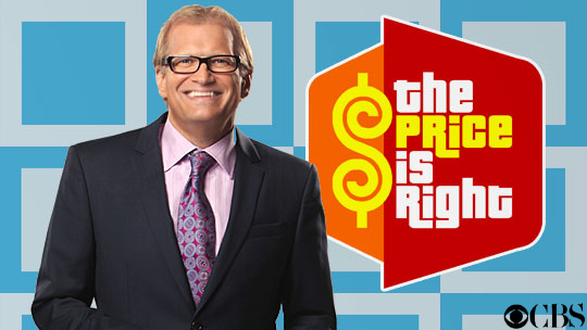 the price is right-drew carey