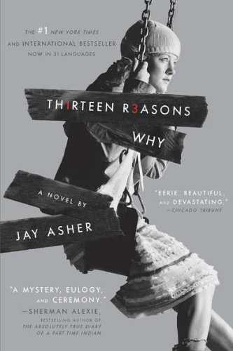 13 reasons why-jay asher-book cover