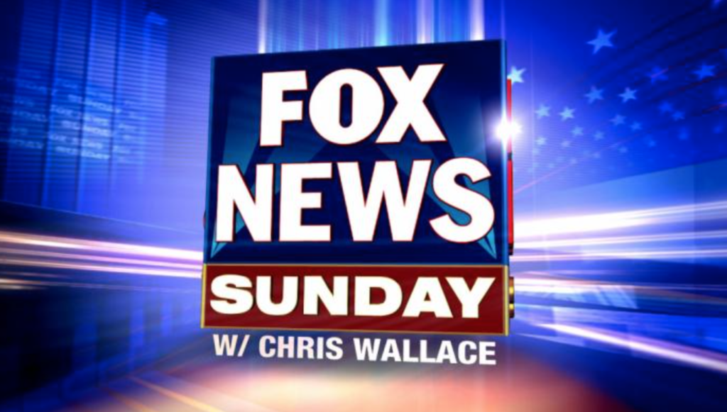 Fox News Sunday With Chris Wallace - Image Copyright TvWeek.Com