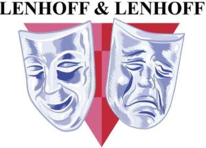 lenhoff & lenhoff talent agency logo