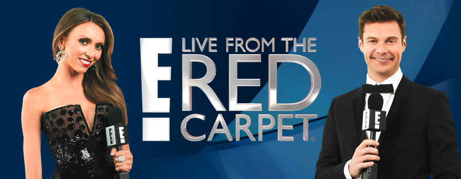 E extends deal with ryan seacrest watch for him on the red carpet tvweek - Watch e red carpet online ...