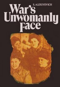 war's unwomanly face-book cover