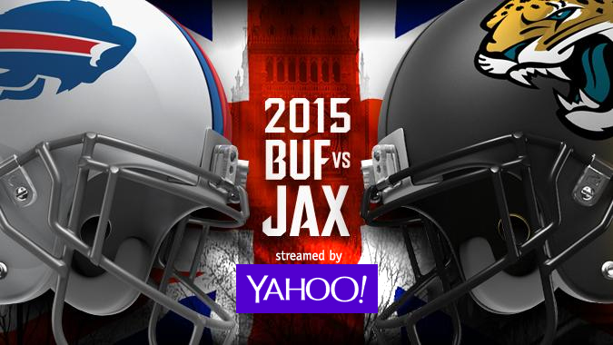 yahoo live stream nfl buffalo jacksonville london