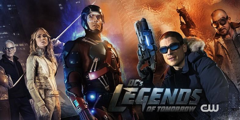 dc's legends of tomorrow-cw