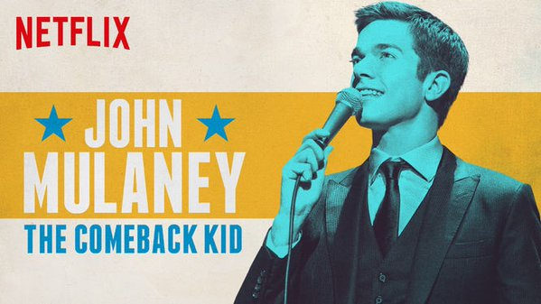 john mulaney the comeback kid netflix