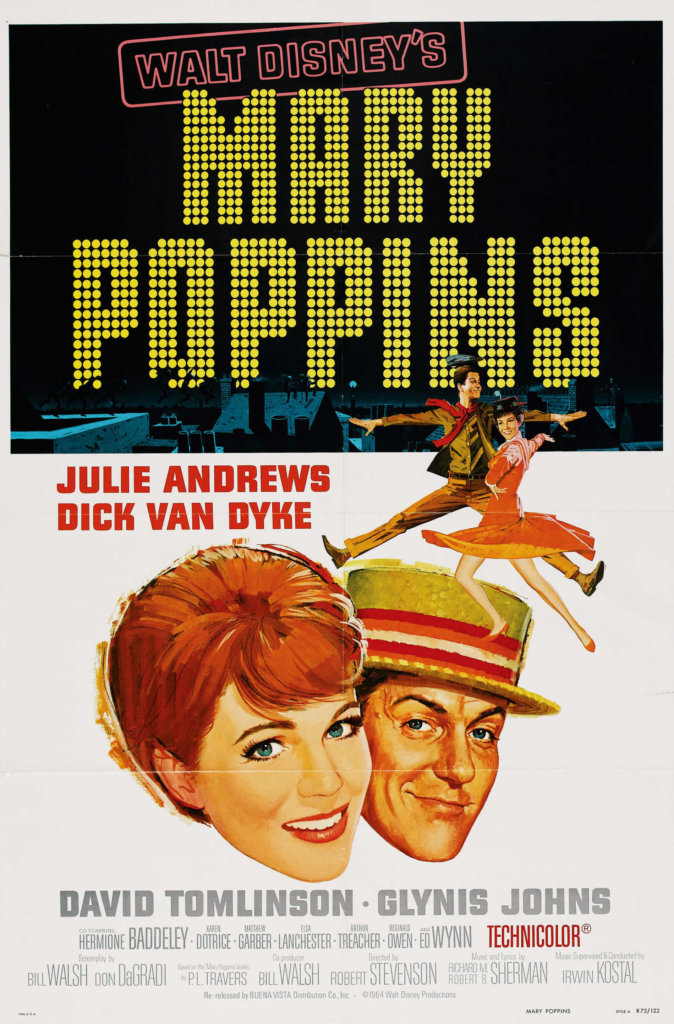 1964-mary poppins-movie poster