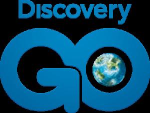 Discovery GO Logo - Blue