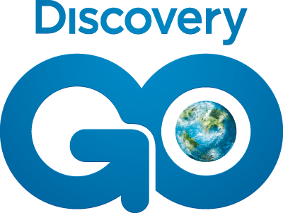 Gold rush discovery logo