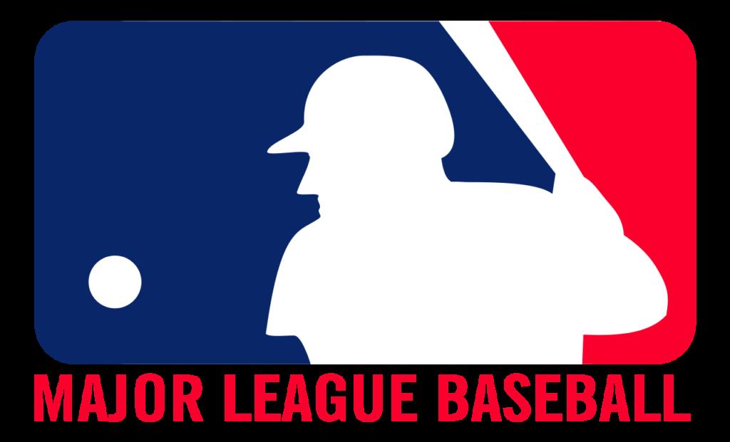 MLB-major league baseball-Logo