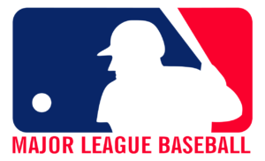 MLB-major league baseball-Logo
