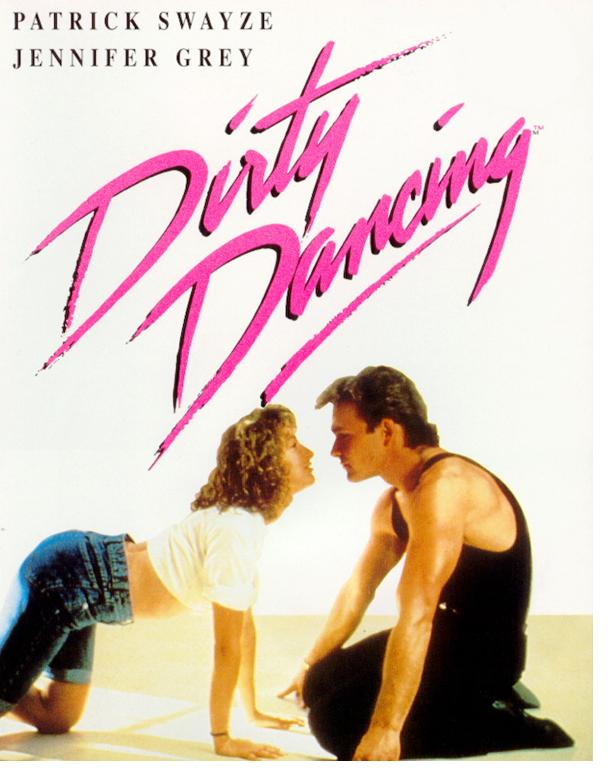 dirty dancing-poster