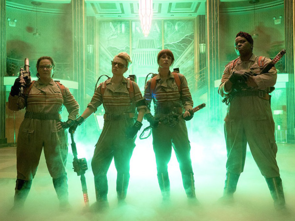 ghostbusters 2016-1st official photo