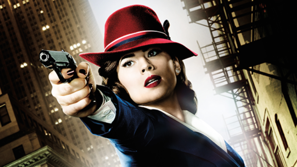 hayley atwell-marvel's agent carter-abc