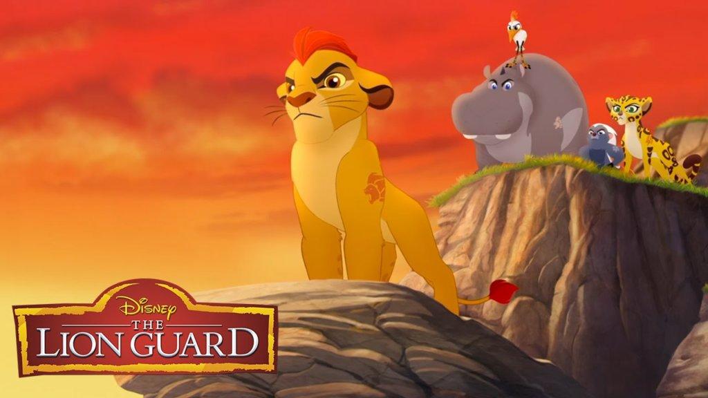 lion guard-disney channel