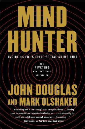mind hunter-mindhunter-book cover