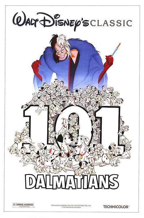 101 dalmatians-1961-animated