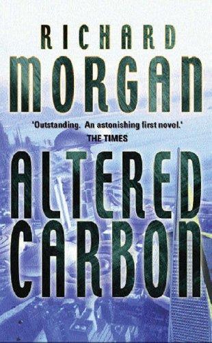 altered carbon-richard morgan-book cover