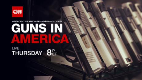 cnn guns in america