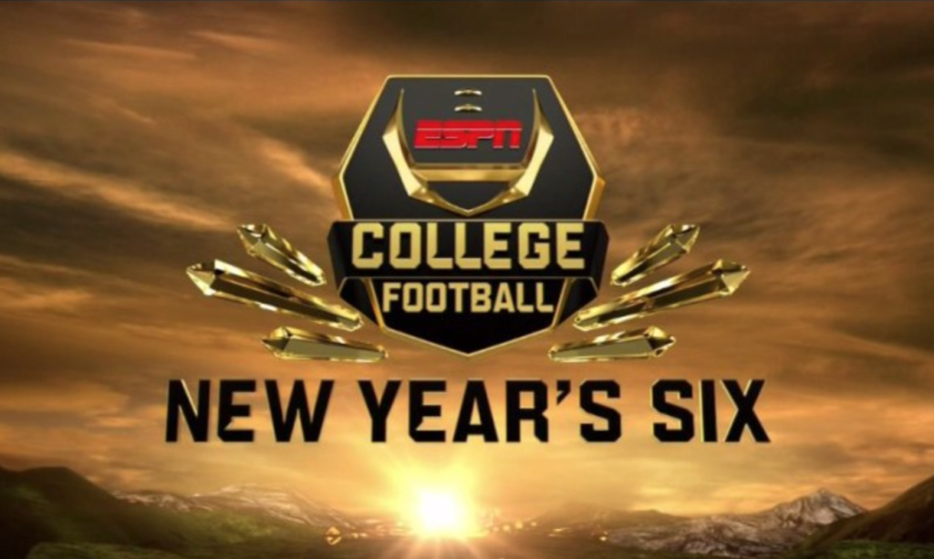 espn college football new year's six