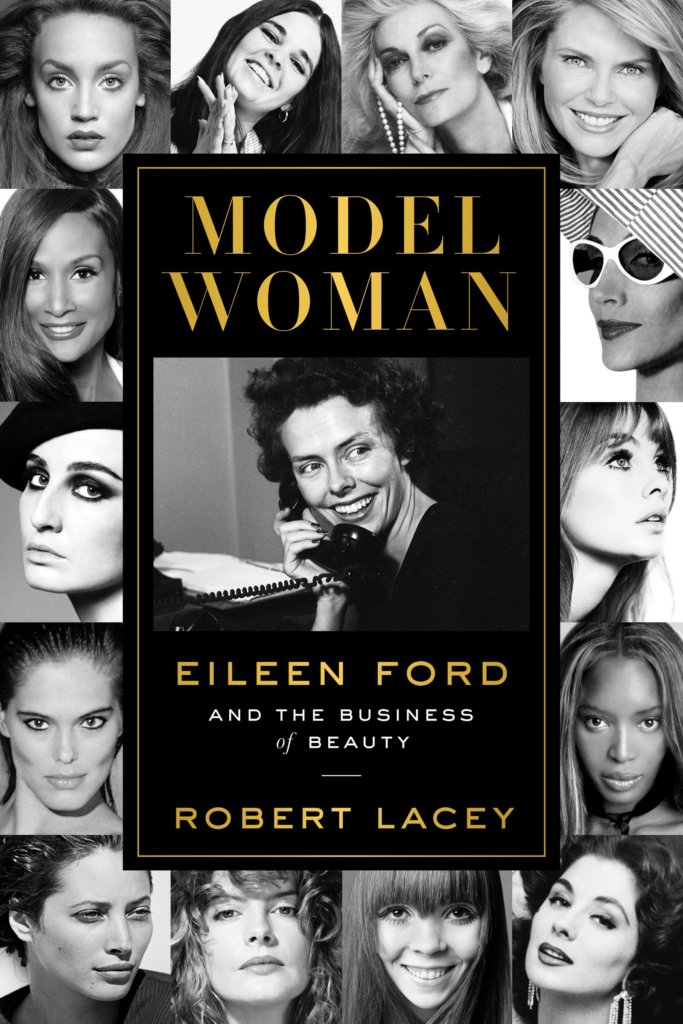 model woman-eileen ford-robert lacey-book cover