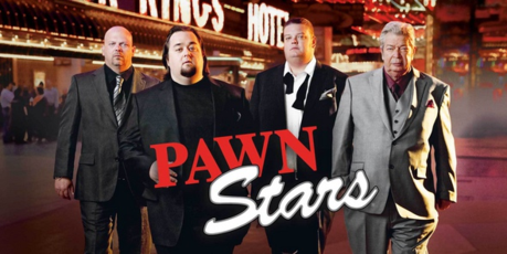 Home run audition in the pawn shop