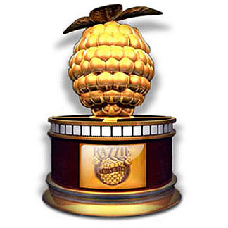 razzies-razzie awards-golden raspberry award