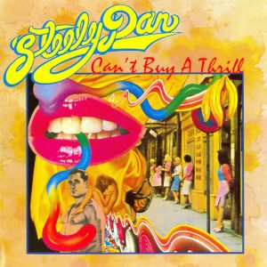 steely dan-can't buy a thrill-album cover