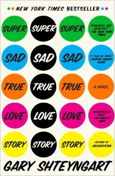 super sad true love story-book cover