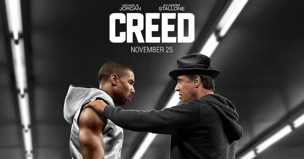 creed movie banner