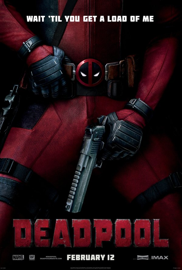deadpool-movie poster-2016