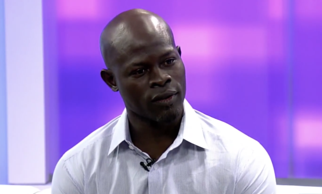 djimon hounsou-emotional mojo interview