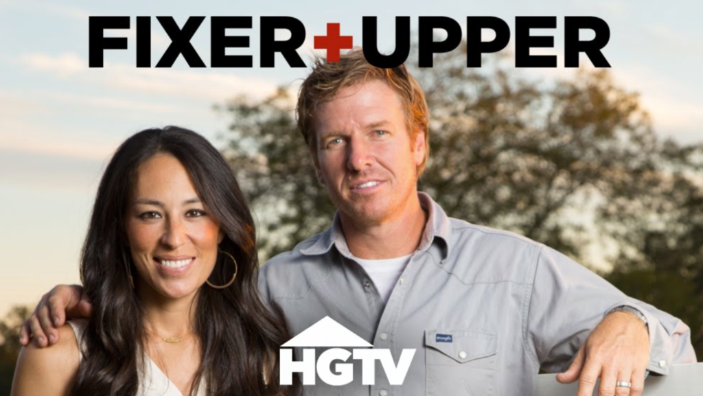 fixer upper-hgtv