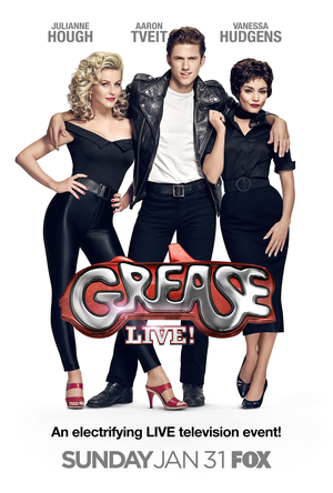grease live-fox-poster