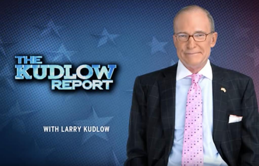 kudlow report-larry kudlow-cnbc