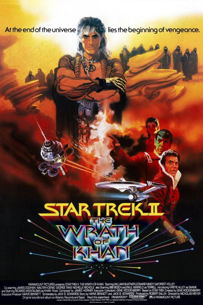 star trek II-wrath of khan-movie poster
