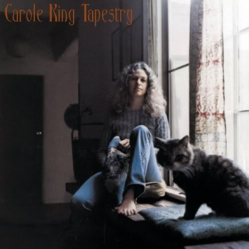 tapestry-carole king-album cover