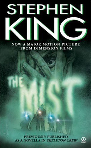 the mist-stephen king-book cover