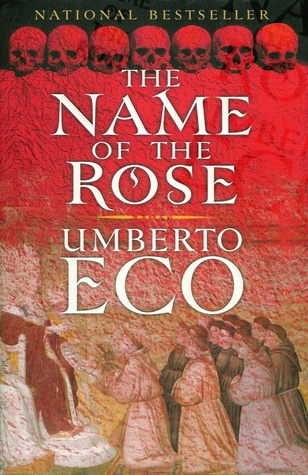the name of the rose-umberto eco-book cover