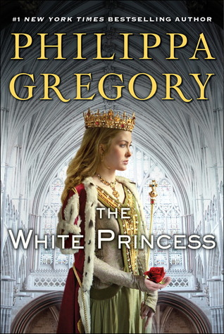 the white princess-philippa gregory-book cover