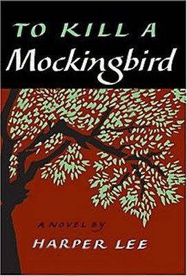 to kill a mockingbird-harper lee-book cover