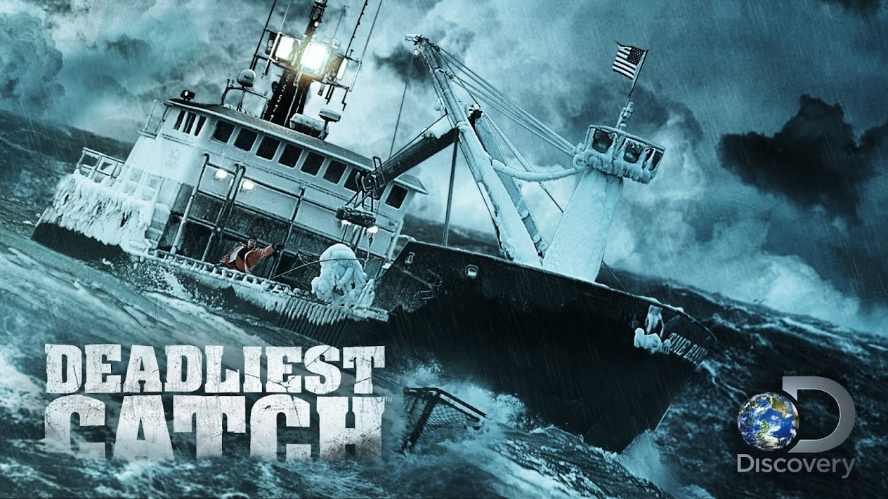 deadliest catch discovery channel