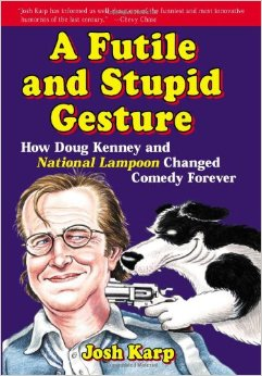 futile and stupid gesture-book cover