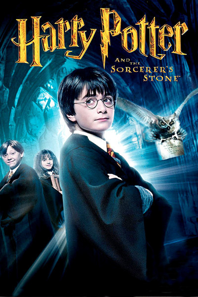 harry potter and the sorcerer's stone-movie poster
