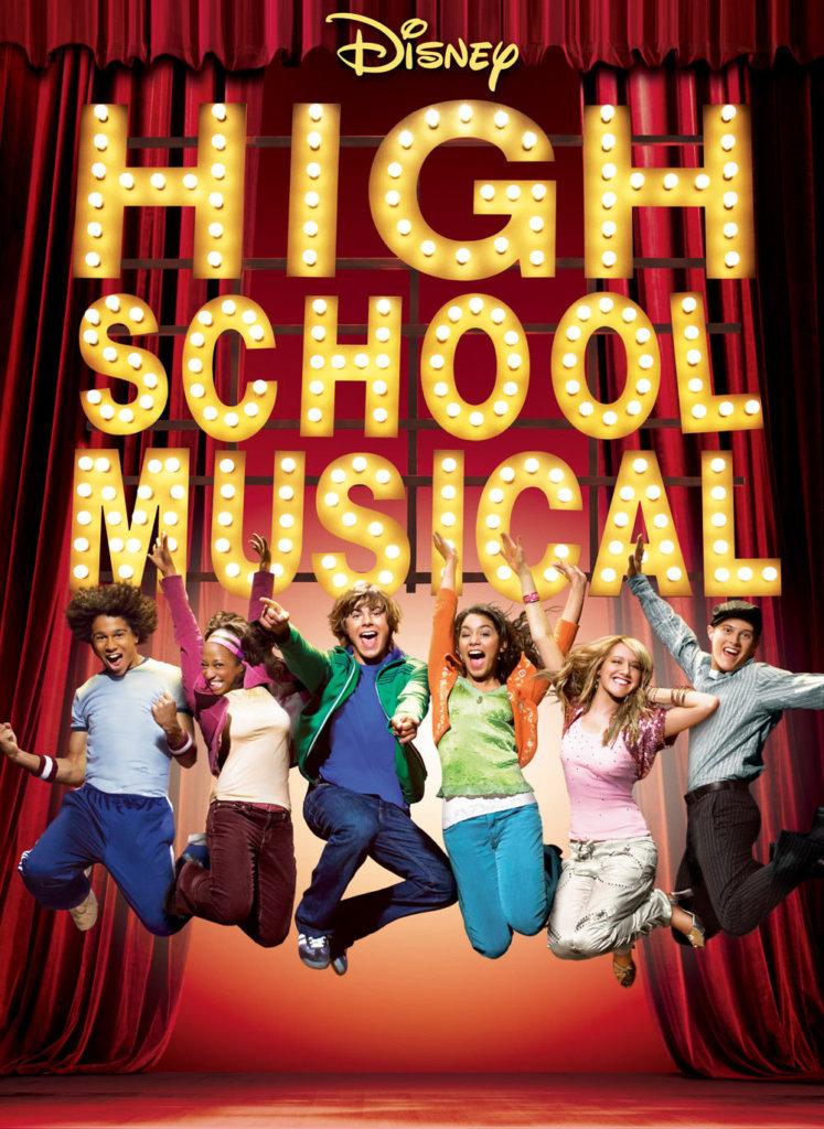 high school musical-disney