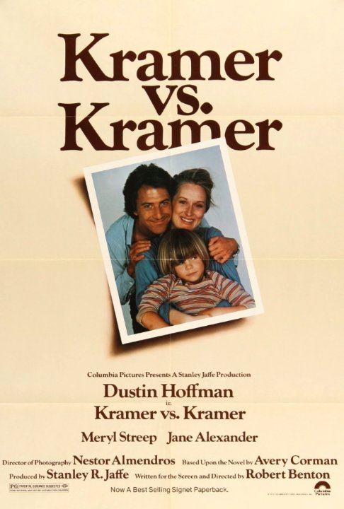 kramer vs. kramer-movie poster