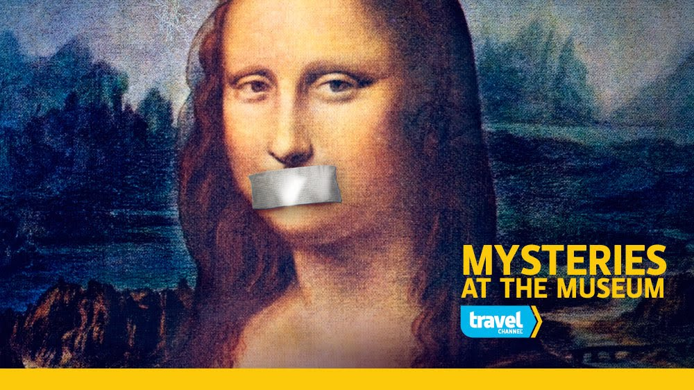 mysteries at the museum-travel channel