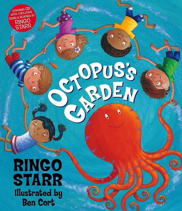 octopus's garden-ringo starr-book cover