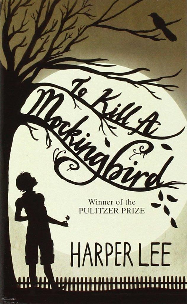 to kill a mockingbird-paperback cover
